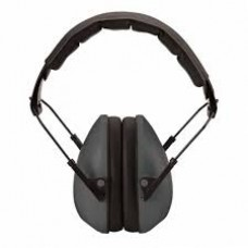 CHAMPION SLIM EAR MUFFS BLACK