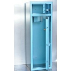 SAFES FOR AFRICA 10 GUN DOUBLE DOOR SAFE