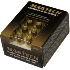 Magtech Guardian Gold .40S&W 180GR 20RNDS