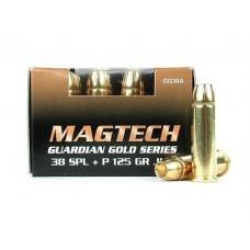 Magtech 38 special 125gr Guardian Gold +P per 20