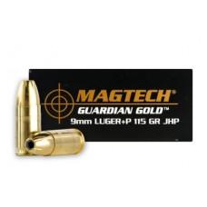 Magtech Guardian Gold 9mm 115GR JHP 20RNDS