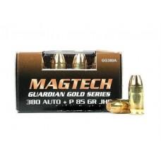 Magtech 9mm Short Guardian Gold 85gr +P per 20