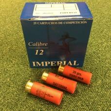 IMPERIAL 12G N0 5 BIRD SHOT 50RNDS