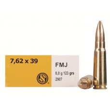 Sellier & Bellot 7.62x39 50RNDS
